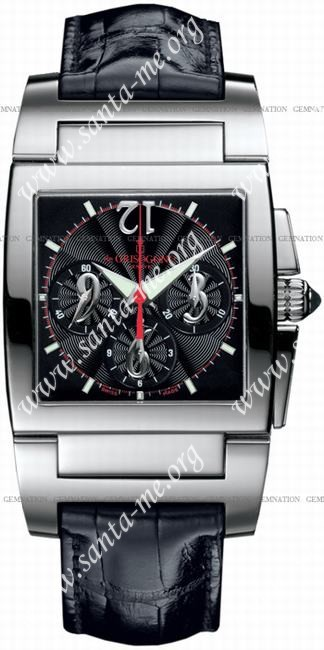 DeGrisogono Instrumento Uno Chronographe Chrono No 1 Mens Wristwatch ChronoNo1