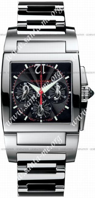 DeGrisogono Instrumento Uno Chronographe Chrono No 1 Mens Wristwatch ChronoNo1B