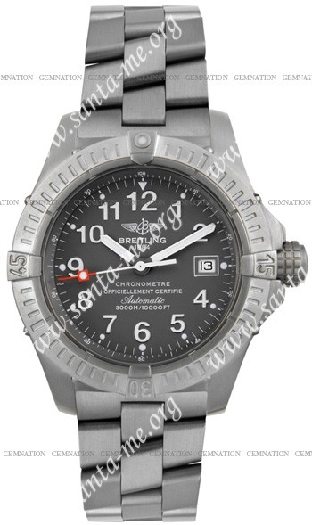 Breitling Avenger Seawolf Mens Wristwatch E1737018.M509-133E