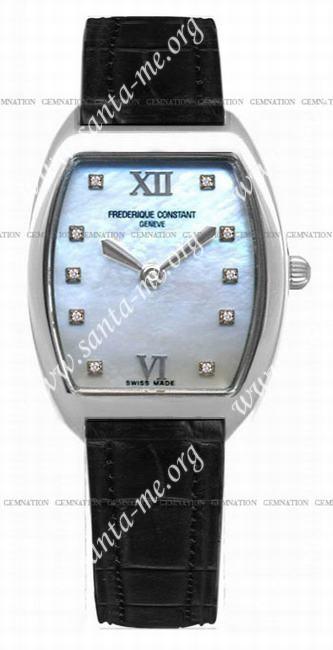 Frederique Constant Art Deco Mini Ladies Wristwatch FC-200MPWD1T6