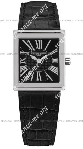 Frederique Constant Carree Ladies Wristwatch FC-202RB1C6