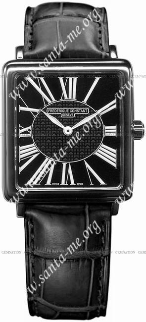Frederique Constant Carree Mens Wristwatch FC-202RB3C6