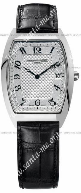 Frederique Constant Art Deco Quartz Mens Wristwatch FC-220AM4T26