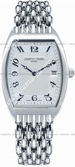 Frederique Constant Art Deco Quartz Mens Wristwatch FC-220AM4T26B
