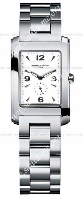 Frederique Constant Carree Quartz Unisex Wristwatch FC-235AC26B
