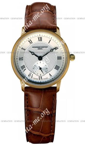 Frederique Constant Slim Line Ladies Wristwatch FC-235M1S5