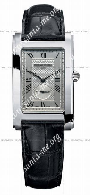Frederique Constant Carree Quartz Unisex Wristwatch FC-235MC26