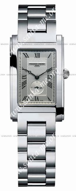 Frederique Constant Carree Quartz Unisex Wristwatch FC-235MC26B