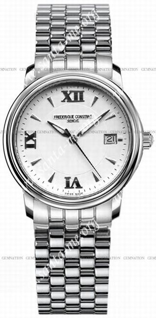 Frederique Constant Persuasion Date Mens Wristwatch FC-240HW3P6B2