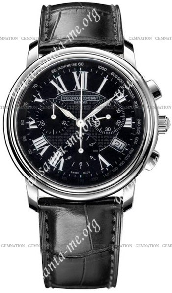Frederique Constant Persuasion Chronograph Mens Wristwatch FC-292B3P6