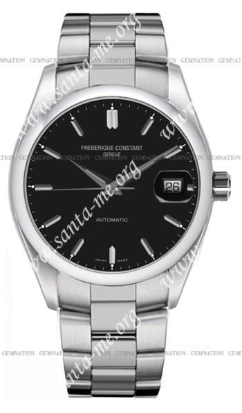 Frederique Constant Index Automatic Mens Wristwatch FC-303B4B6B