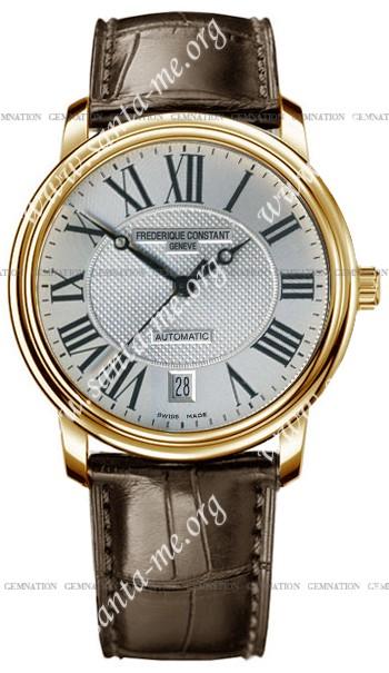 Frederique Constant Persuasion Mens Wristwatch FC-303M3P5
