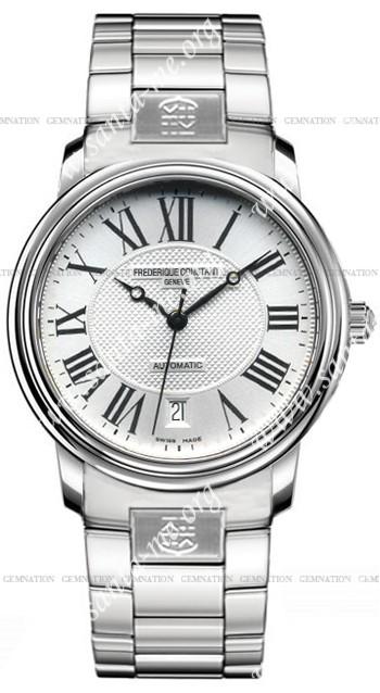 Frederique Constant Persuasion Classic Mens Wristwatch FC-303M3P6B