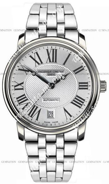 Frederique Constant Persuasion Mens Wristwatch FC-303M3P6B2