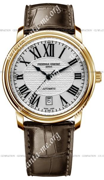Frederique Constant Persuasion Mens Wristwatch FC-303M4P5