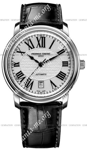 Frederique Constant Persuasion Mens Wristwatch FC-303M4P6