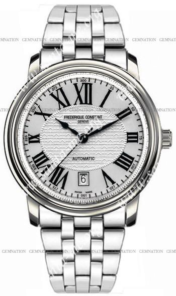 Frederique Constant Persuasion Mens Wristwatch FC-303M4P6B2
