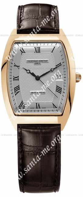 Frederique Constant Art Deco Automatic Mens Wristwatch FC-303M4T5
