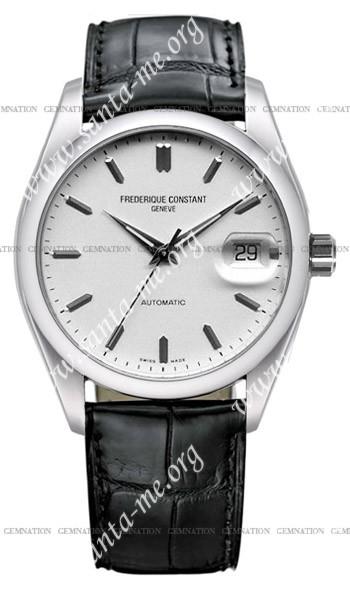 Frederique Constant Index Automatic Mens Wristwatch FC-303S4B6