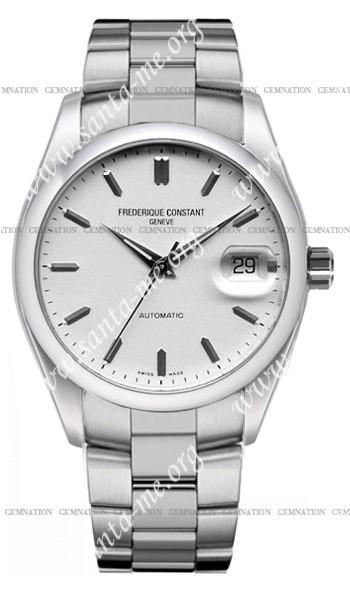 Frederique Constant Index Automatic Mens Wristwatch FC-303S4B6B