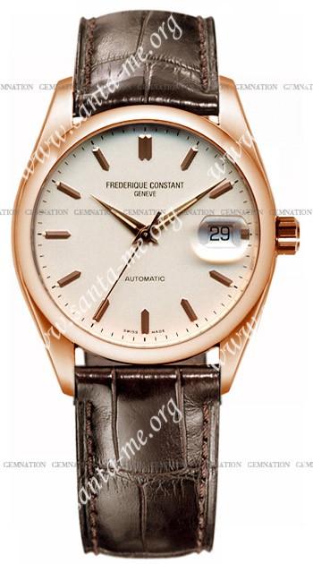 Frederique Constant Index Automatic Mens Wristwatch FC-303V4B4