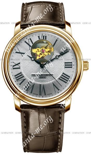 Frederique Constant Persuasion Heart Beat Mens Wristwatch FC-310M3P5