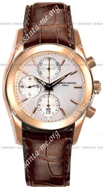 Frederique Constant Index Automatic Mens Wristwatch FC-392V5B4