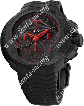 Franc Vila Chronograph Grand Date Mens Wristwatch FV-EVOS-8Ch-COBRA