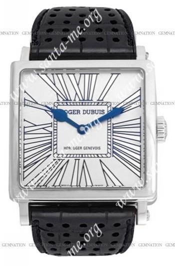 Roger Dubuis Golden Square Mens Wristwatch G37-14-0-3.73