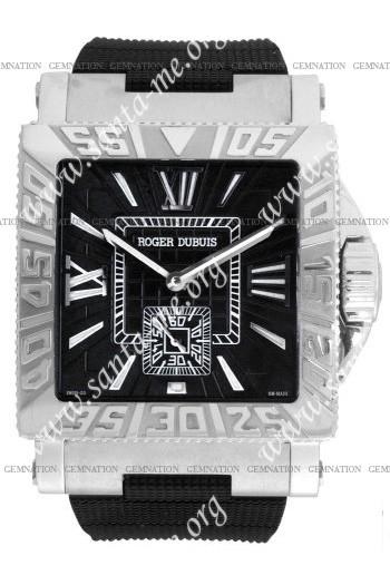 Roger Dubuis Aqua Mare Mens Wristwatch GA38-14-9-9-53C