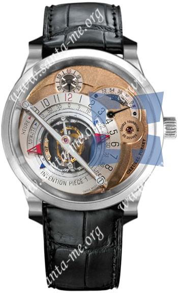 Greubel Forsey Invention Piece 1 Mens Wristwatch Invention-Piece-1