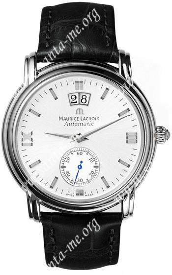 Maurice Lacroix Masterpiece Grand Guichet Mens Wristwatch MP6378-SS001-290