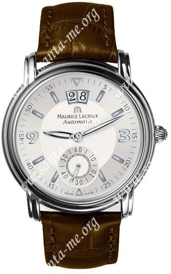 Maurice Lacroix Masterpiece Grand Guichet Mens Wristwatch MP6378-SS001-920
