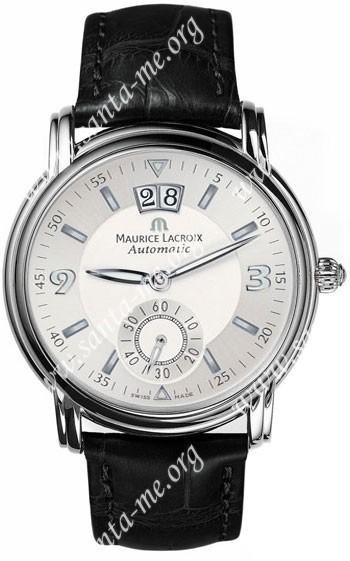 Maurice Lacroix Masterpiece Grand Guichet Mens Wristwatch MP6378-SS001-920BL