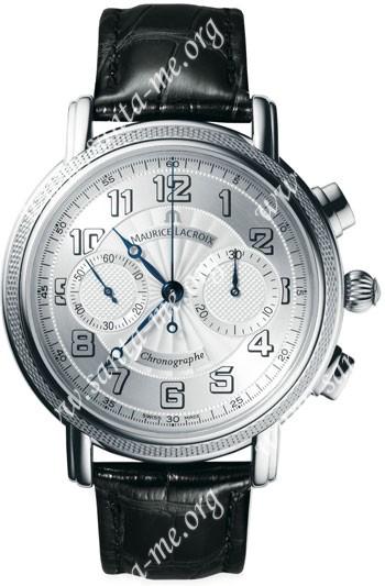Maurice Lacroix  Mens Wristwatch MP7038-WG101-120