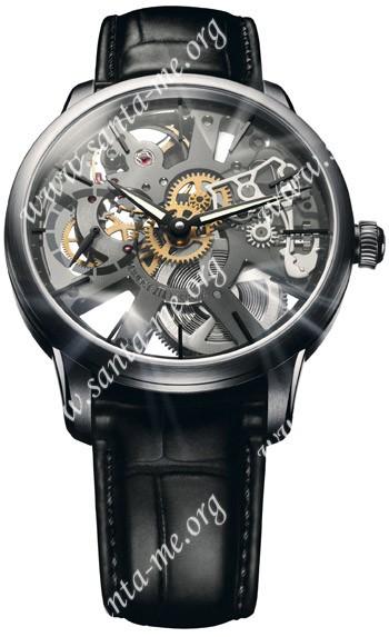 Maurice Lacroix Masterpiece Squelette Mens Wristwatch MP7138-SS001-030