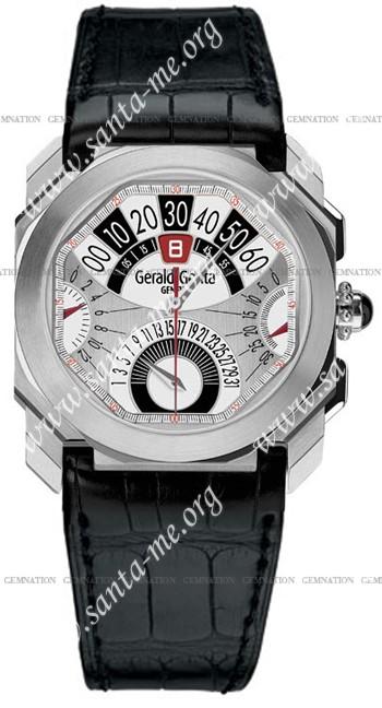 Gerald Genta Octo Perpetual Mens Wristwatch OQC-Z-60-580-CN-BD