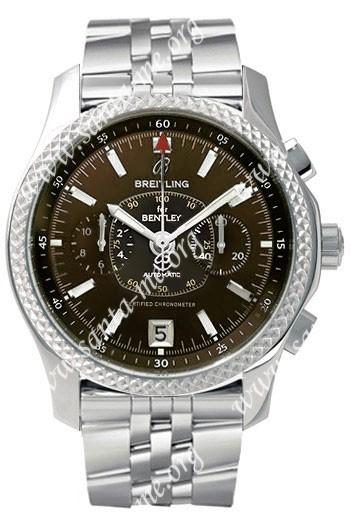 Breitling Bentley Mark VI Mens Wristwatch P2636212.Q529-SS