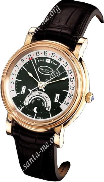 Parmigiani Toric Retrograde Perpetual Mens Wristwatch PF002622