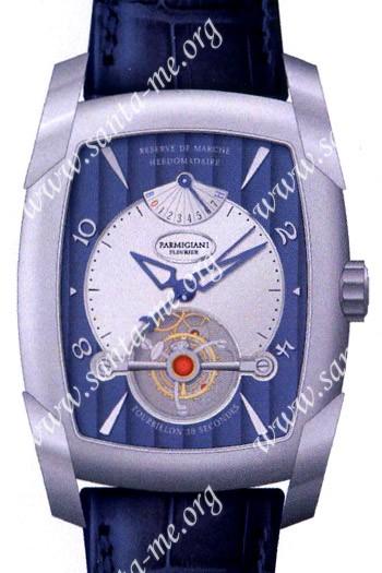 Parmigiani Kalpa XL Tourbillon Mens Wristwatch PF011255.01