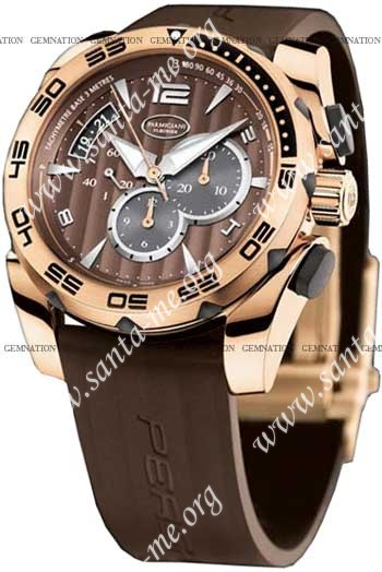 Parmigiani Pershing 115 Chronograph Mens Wristwatch PF600103.06