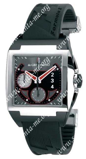 DeGrisogono Power Breaker Mens Wristwatch POWERBREAKERNO2