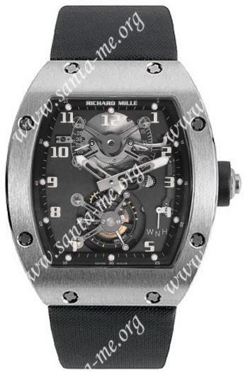 Richard Mille RM 002 V2 Mens Wristwatch RM002-V2-WG