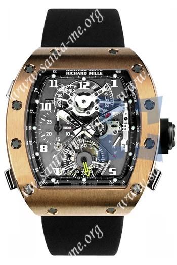 Richard Mille RM 008 Tourbillon Split Seconds Chronograph Mens Wristwatch RM008-V2-RG