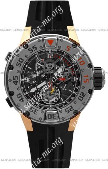 Richard Mille RM 025 Diver Mens Wristwatch RM025