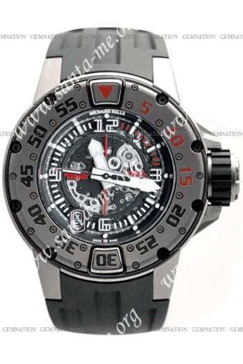 Richard Mille RM 028 Diver Mens Wristwatch RM028