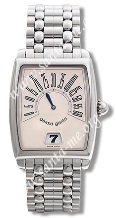 Gerald Genta  Mens Wristwatch RSO-M-10-439-B1-BD