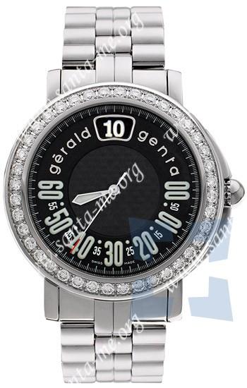 Gerald Genta  Mens Wristwatch RSP.X.10.121.B1.BD.S01