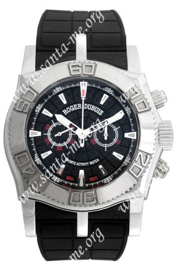 Roger Dubuis Easy Diver Mens Wristwatch SE46.56.9.0.K9.53