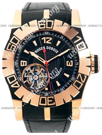 Roger Dubuis Easy Diver Tourbillon Mens Wristwatch SED48-05-C5.N-CPG9.12
